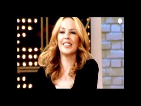 Kylie Minogue – fun in Germany – Part 1