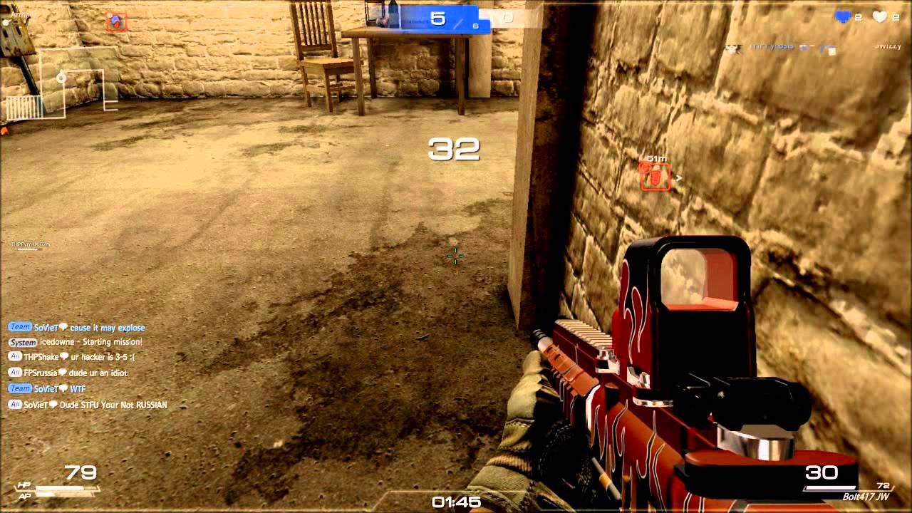 Soldier Front 2 Open Beta