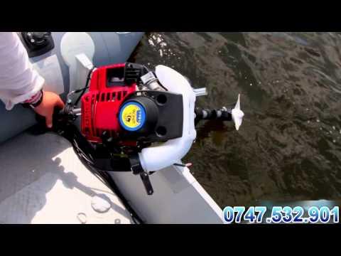 лодочный мотор craft-tec gtoe-820 купить
