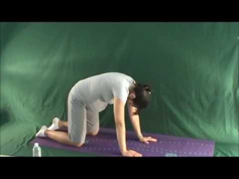 Ćwiczenia Dla Kobiet W Ciąży, Ból Kręgosłupa, Exercises For Pregnant Women, Back Pain