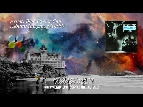 Blue Oyster Cult - Imaginos (1988) w/Lyrics [1080p HD] ~MetalGuruMessiah #113~