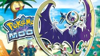 LUNALA ALOLA'S LEGENDARY APPEARS! | Pokemon Moon #30