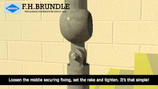 F H Brundle - Handrail Standards & Adjustarail