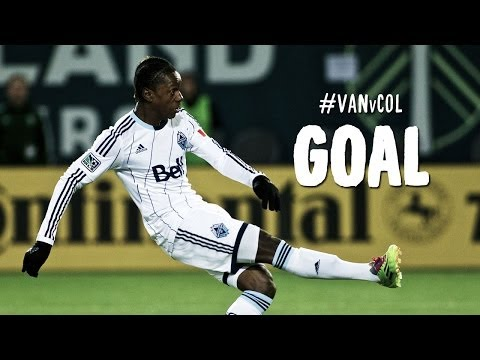 GOAL: Darren Mattocks stripes one past Irwin | Vancouver Whitecaps FC vs. Colorado Rapids