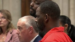 Judge denies motion to increase R Kelly's bond