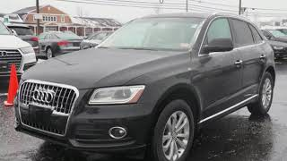 Used 2015 Audi Q5 Stratham NH Exeter, NH #D3115A