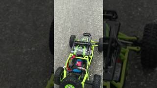 Wltoys rc truck malfunction