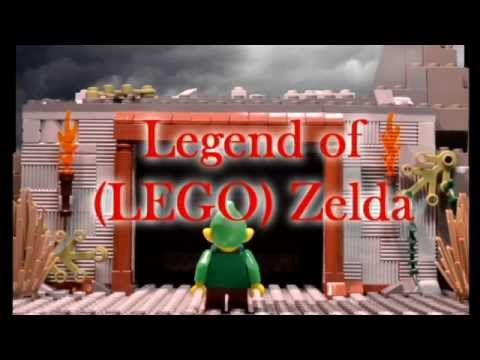 Legend of (Lego) Zelda