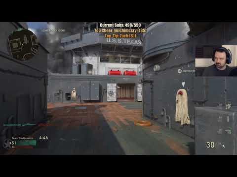 Call of Duty: WW II TDM MP Feb. 10, 2018 pt7