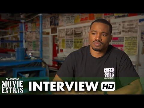 Creed (2015) Behind The Scenes Movie Interview - Ryan Coogler 'Director'