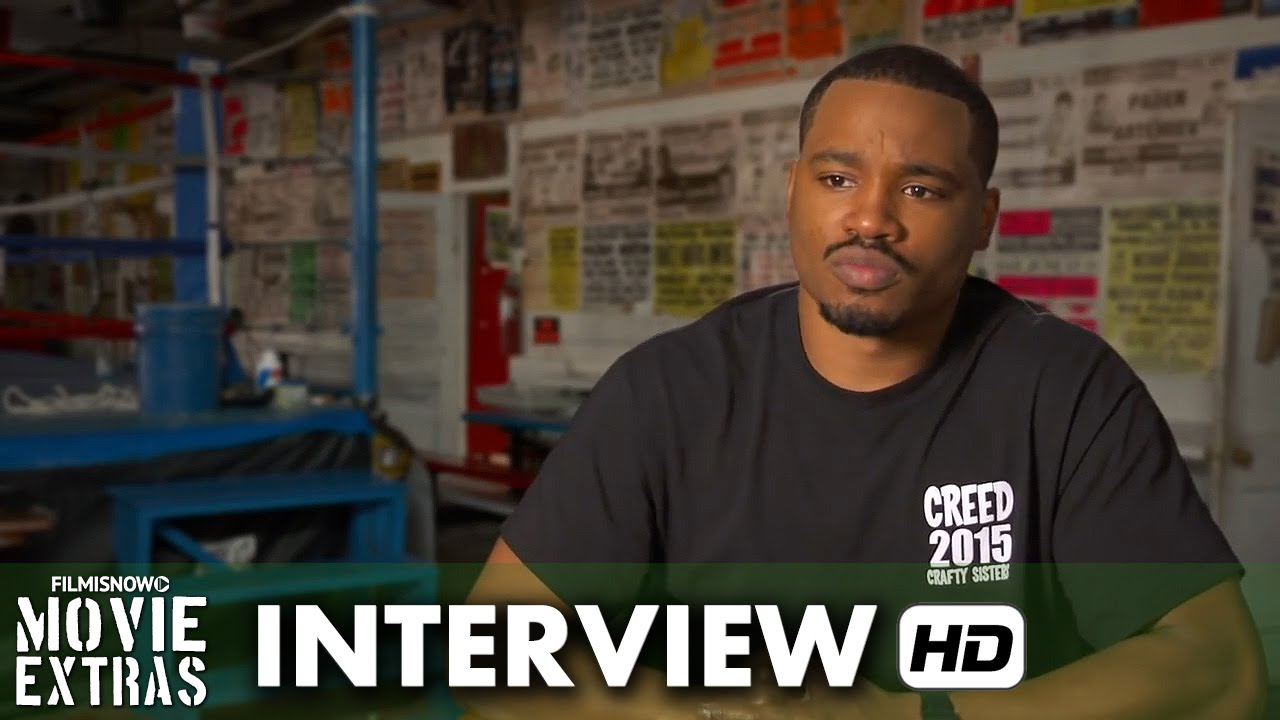 Creed (2015) Behind the Scenes Movie Interview - Ryan Coogler 'Director'
