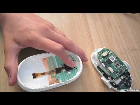 How to fix Apple Mighty Mouse Scroll Ball Music Videos