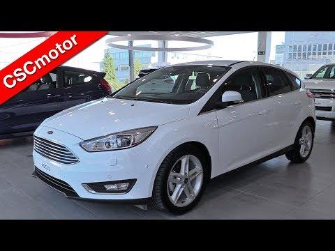 Ford Focus - 2016   Revisión en profundidad y encendido
