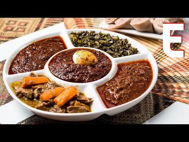 Why Ethiopian Cuisine In Washington, D.C. Will One Day Be As Popular As Pizza - MOFAD