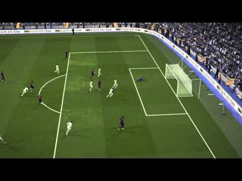 What a goal  by Dani Alves