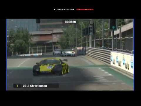 GT Amateur League 2010 Round 3: Broadcast