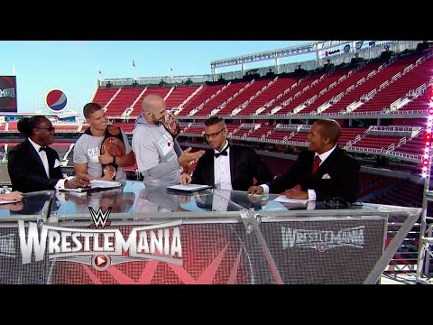 Live From Wrestlemania 31 On Wwe Network – Update 2 video