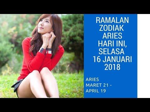 Ramalan Zodiak Aries Hari Ini, Selasa 16 Januari 2018