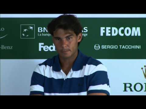 Nadal Reacts To Matosevic Win In Monte-Carlo