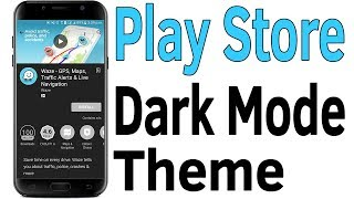 Play Store Dark Mode :How To Enable Google Play Store Dark Mode|Play Store Black Theme #HelpingMind