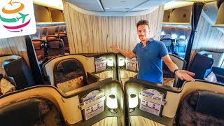 Upps!! China Airlines Business Class 777-300ER FRA-TPE | GlobalTraveler.TV