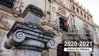 Rueda de prensa Inicio de Curso 2020-2021
