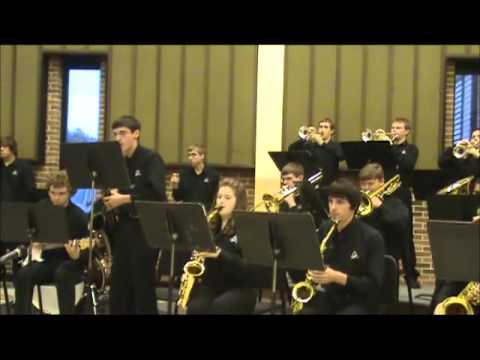 Gilbert High School Jazz Band - Opus One - Newberry Jazz Festival