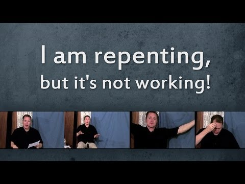 I am repenting, but it's not working!- Ask Pastor Tim Conway
