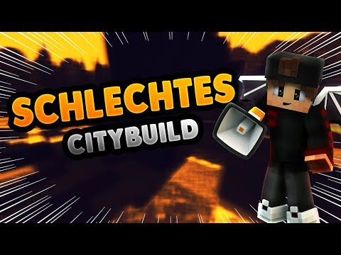 DAS SCHLECHTESTE CITYBUILD! - Minecraft Server Vorstellung 1.8 || Deutsch/German