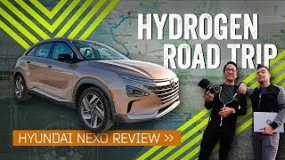 I Drove 900 Miles In A Hydrogen Car: Hyundai NEXO Review