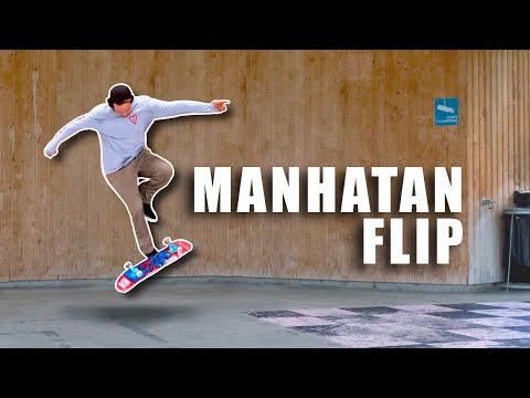 MANHATAN FLIP