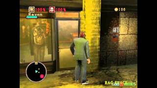 Beat Down: Fists of Venegence - Gameplay PS2 HD 720P