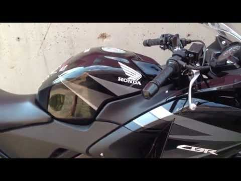Honda CBR 125 R 2013 - Walk Around - My Big B'tch