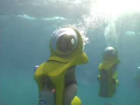 Best Job Ever!: Mini Sub Adventure, Stuart Cove's Dive Bahamas, Nassau