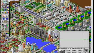 SimCity 2000 Macintosh FaceBook Live 2018.05.24