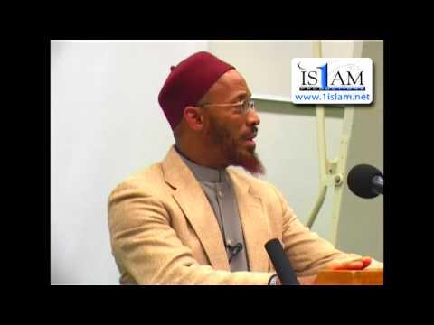 Beating Muslim Wife | Khalid Yasin - HD