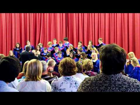 Delone Catholic High School Chorus - Part 1 - May 19, 2013 - 05/20/2013