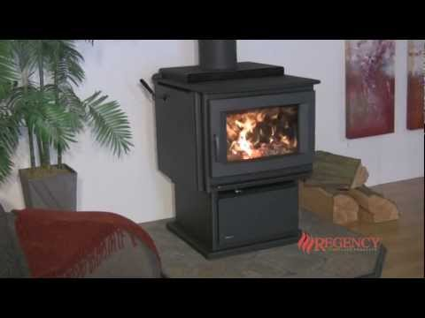 Regency F5100 Extra Large Hybrid Wood Stove