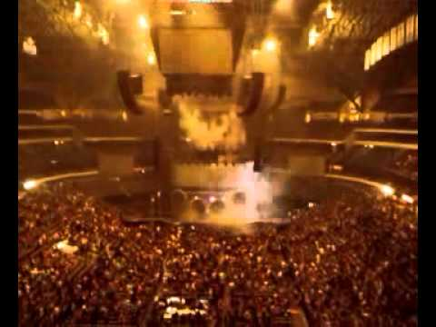 Dallas Rihanna Concert Fire at the American Airlines Center