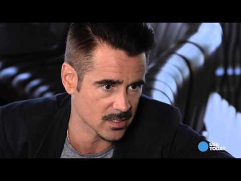 Colin Farrell says this is the secret to his gorgeous, dewy skin