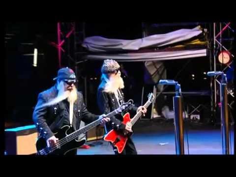ZZ Top - La Grange - Tush  [Live]