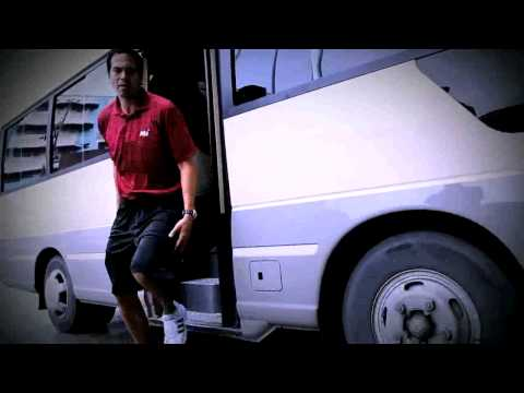 COACH ERIK SPOELSTRA'S CHAMPIONSHIP TROPHY TOUR 2012 (MANILA)
