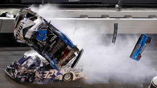 NASCAR Ryan Newman Crash - 2020 Daytona 500