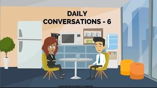 Actions - Daily Life & Work - 06 English Lessons for Life - Daily English Lessons