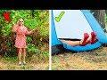16 Blagues et Astuces Pour Le Camping Qui Te Changeront La Vie