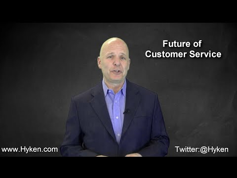 Customer Service Expert Discusses the Future of Customer Service