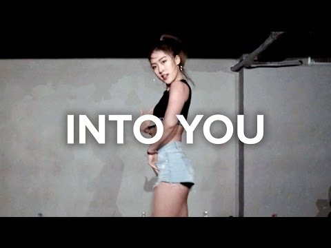 Into You - Ariana Grande / Jane Kim Choreography
