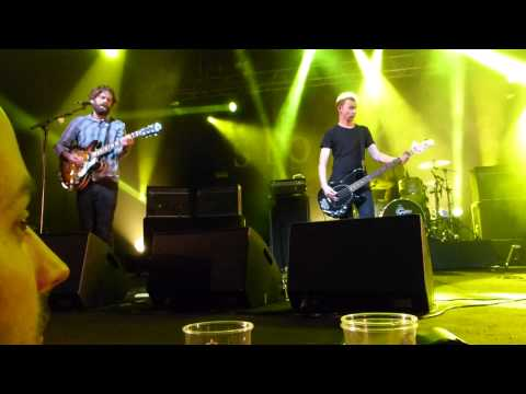 Slowdive - When The Sun Its - Hall de la Villette - Paris le 7 juin 2014