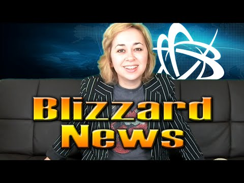 BLIZZARD NEWS! Feat: WoW, Heroes, Hearthstone & Diablo by QELRIC