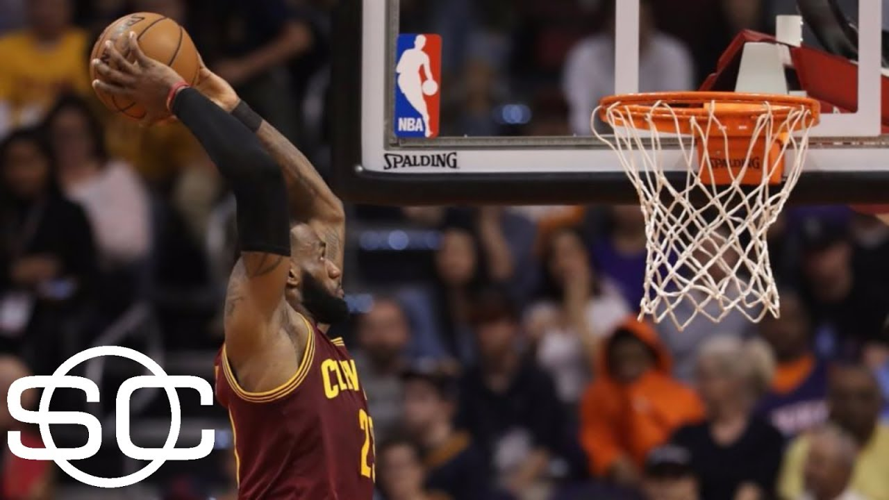 The best dunks of LeBron James' career | SportsCenter | ESPN